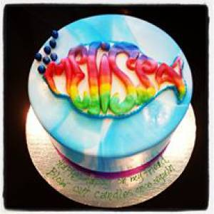 Phish, custom cake, birthday cake, fondant cake, jam bands, denver, colorado